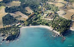 Bahía de Paulilles entre Banyuls y Port-Vendres