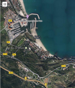 Marco Wharf - Port Argelès