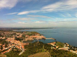 Vista de la fortaleza Saint-Elme