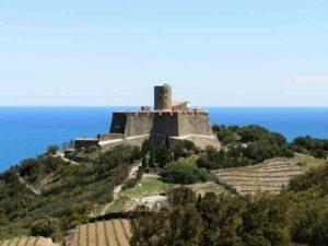 La fortaleza Saint-Elme