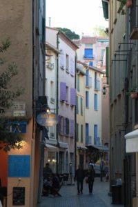 Collioure - Barrio del Mouré
