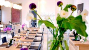 Restaurant Le Bistrot à la Mer - our neighbours !
