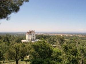Parque del castillo de Valmy - Argelès