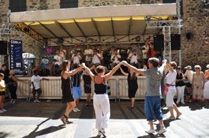 Sardana dances