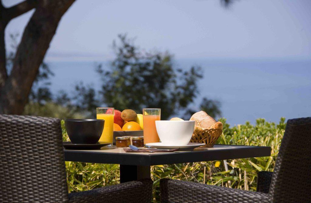 Petit-déjeuner Collioure - Hotel & Spa Les Mouettes